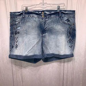 Faded Glory Plus Size Shorts